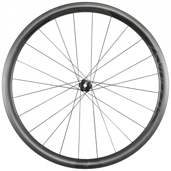 Syncros RP1.0 Disc 38 mm Carbon, rueda trasera
