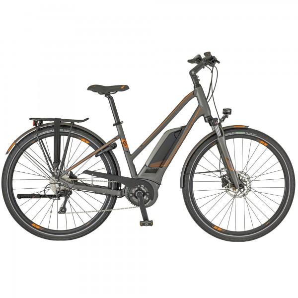 Bicicleta SCOTT E-Sub Tour Lady