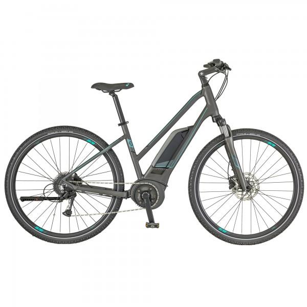 Bicicleta SCOTT E-Sub Cross 20 Lady