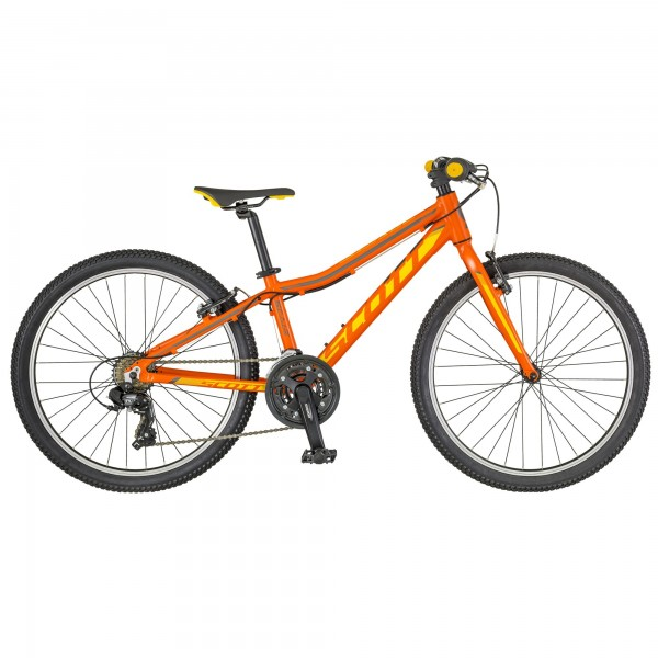 Bicicleta SCOTT Scale JR 24 rigid fork