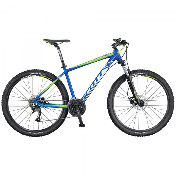 SCOTT Aspect 750 Blue/White/Green