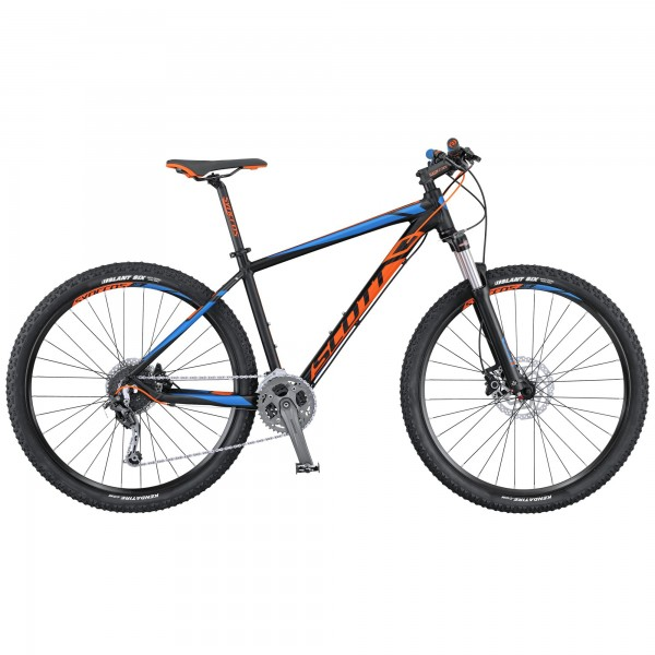 SCOTT Aspect 930 Black/Orange/Blue