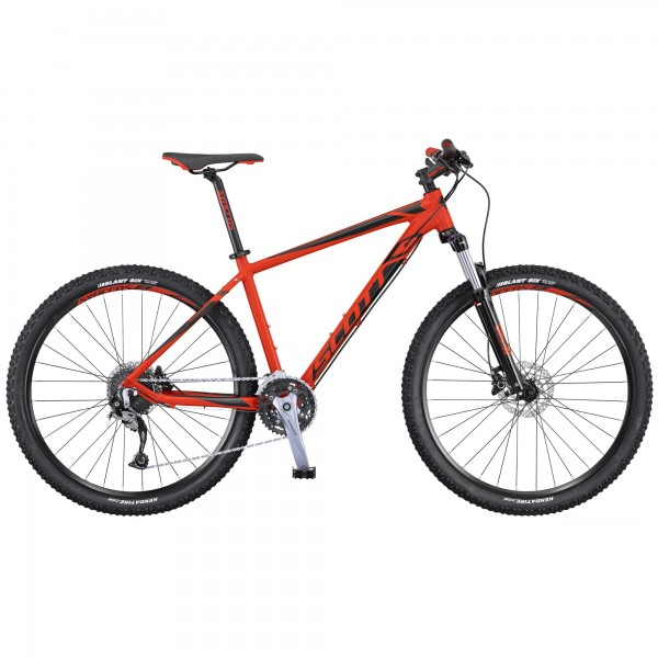SCOTT Aspect 940 Red/Black