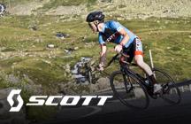 Road bikes Scott