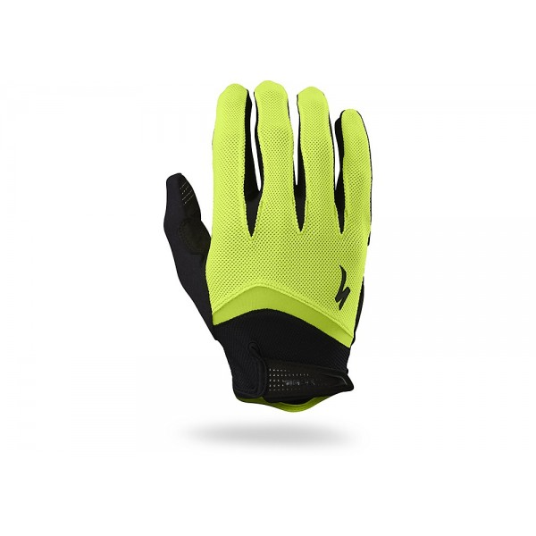 Guantes Body Geometry Gel Long Finger