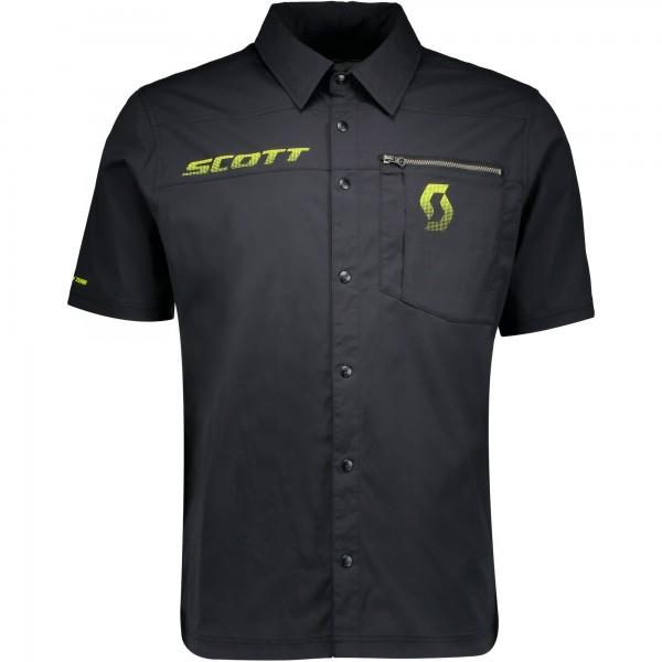 Camisa con botones Factory Team s/sl