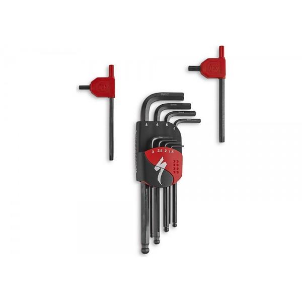Set herramientas mecanicas