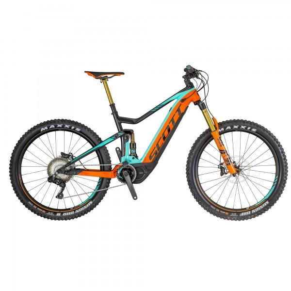 Bicicleta SCOTT E-Genius 700 Tuned