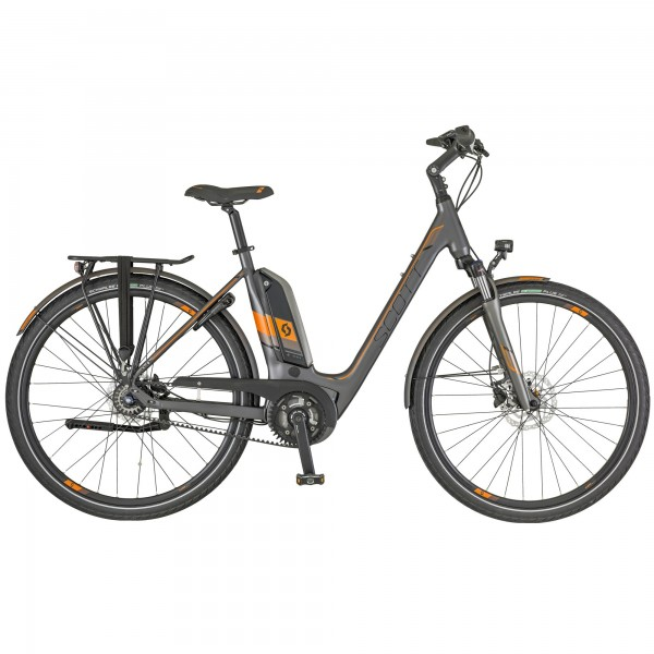 Bicicleta con correa SCOTT E-Sub Tour Unisex