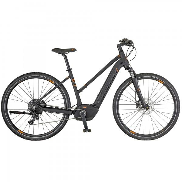 Bicicleta SCOTT E-Sub Cross 10 Lady