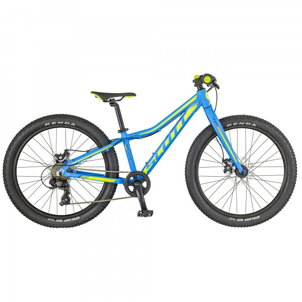 Bicicleta SCOTT Scale JR 24 Plus