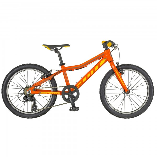 Bicicleta SCOTT Scale JR 20 rigid fork
