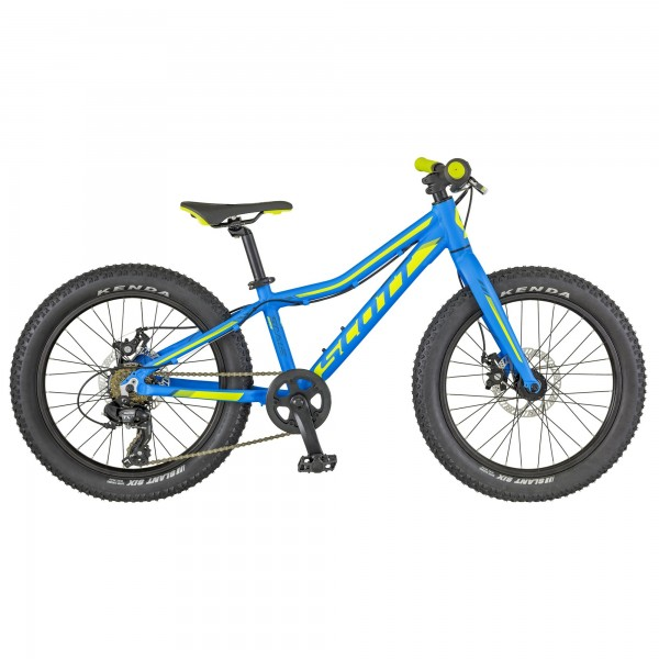 Bicicleta SCOTT Scale JR 20 Plus