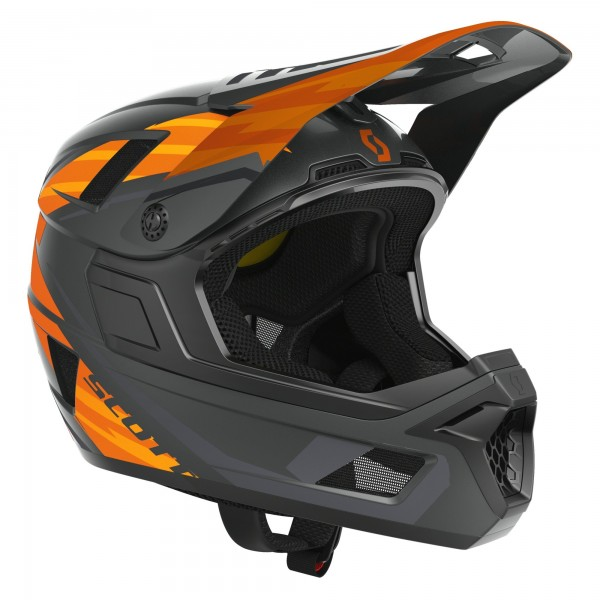 Casco Nero PLUS (CE y CPSC) SCOTT