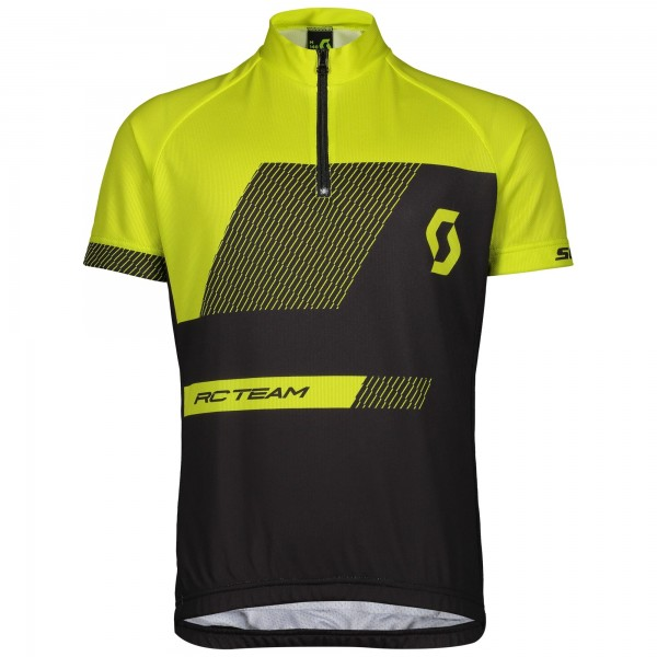 Maillot RC Team s/sl Junior SCOTT