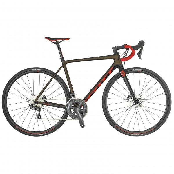 Bicicleta SCOTT Addict RC 20 Disc