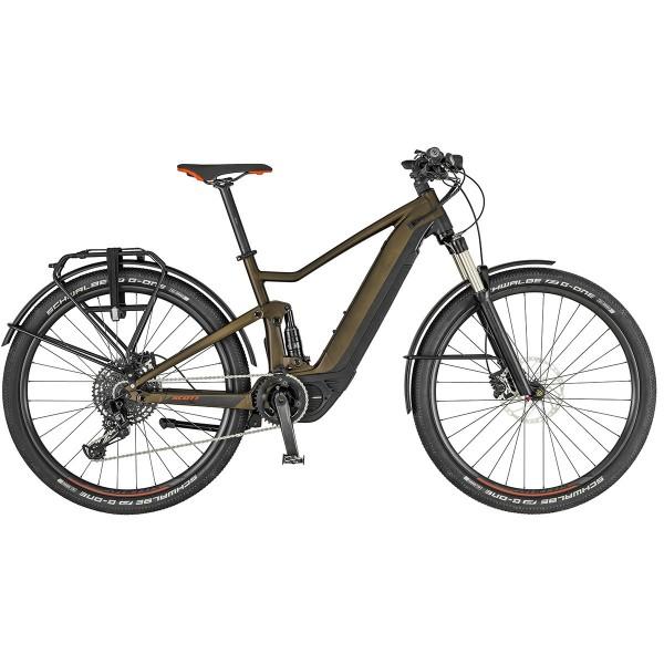 Bicicleta SCOTT Axis eRIDE EVO
