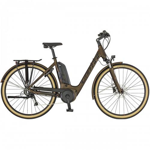 SCOTT Sub Active eRIDE Unisex seat t. Bicicleta