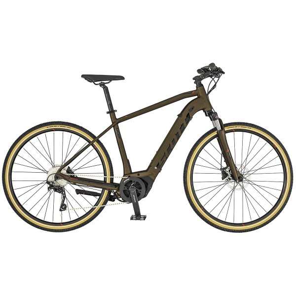 Bicicleta SCOTT Sub Cross eRIDE 20 Men