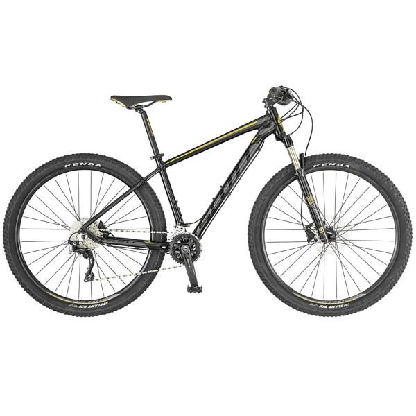 Bicicleta SCOTT Aspect 910 negro/bronce