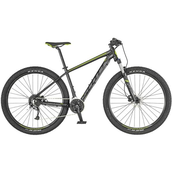 Bicicleta SCOTT Aspect 940 negro/verde
