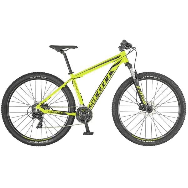 Bicicleta SCOTT Aspect 960 amarillo/gris