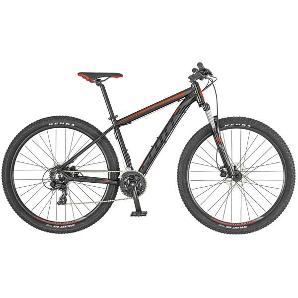 Bicicleta SCOTT Aspect 960 negro/rojo