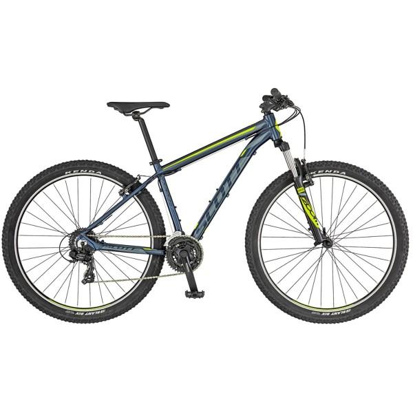 Bicicleta SCOTT Aspect 980 azul oscuro/amarillo