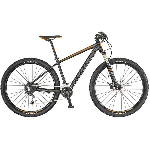 Bicicleta SCOTT Aspect 730 negro/naranja