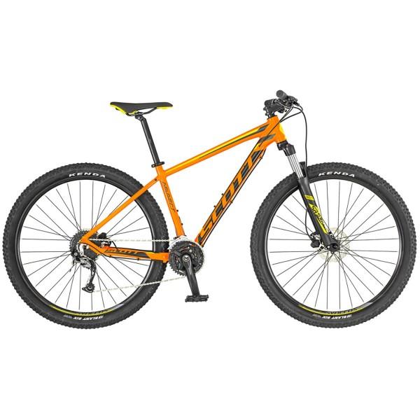 Bicicleta SCOTT Aspect 740 naranja/amarillo