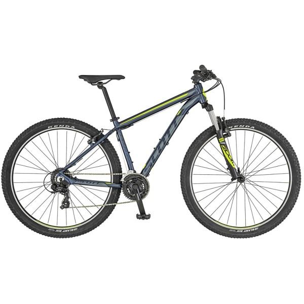 Bicicleta SCOTT Aspect 780 azul oscuro/amarillo