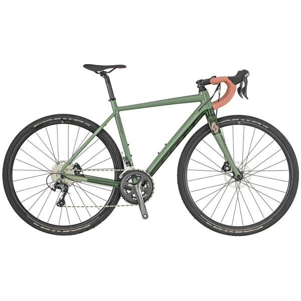 Bicicleta SCOTT Contessa Speedster Gravel 25