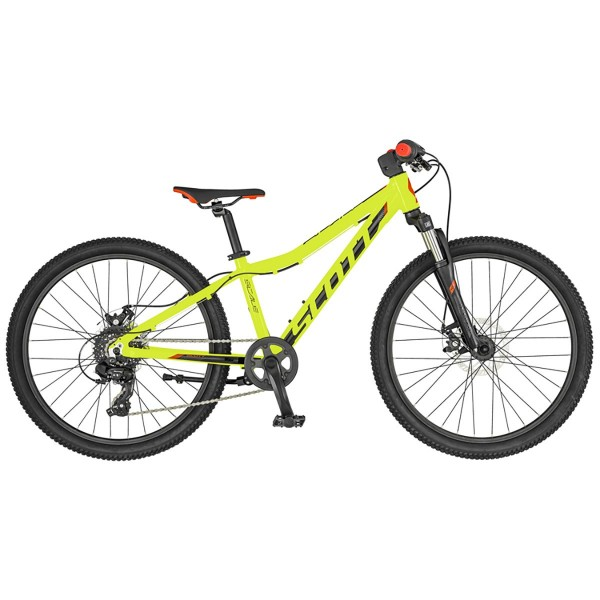 Bicicleta SCOTT Scale 24 Disc yellow
