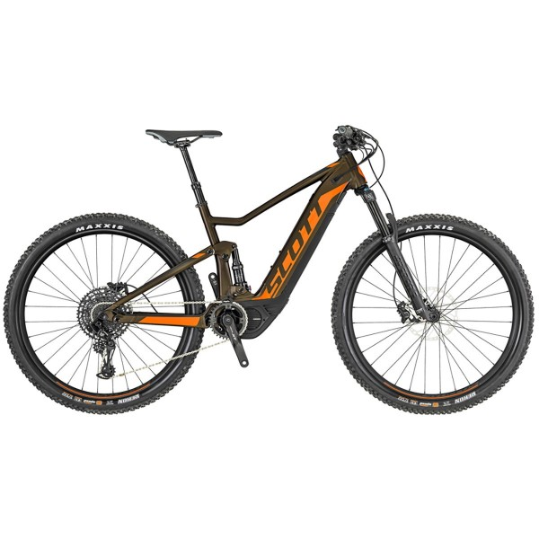Bicicleta SCOTT Spark eRIDE 920