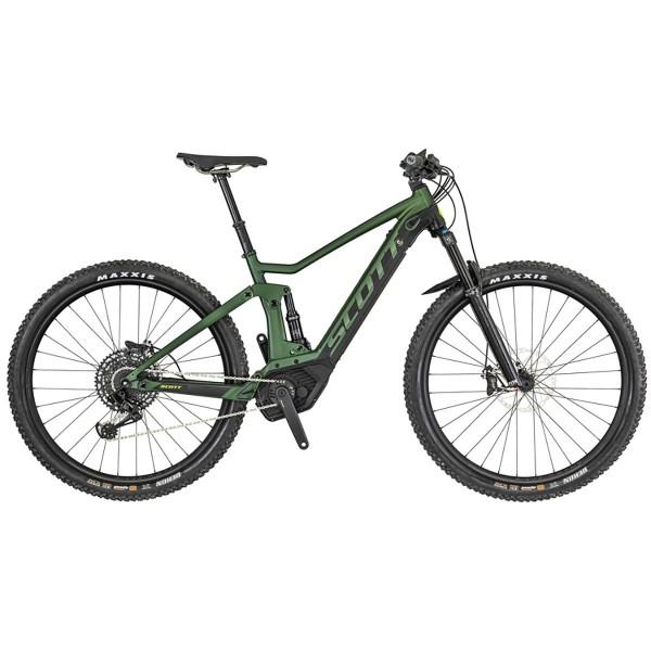 Bicicleta SCOTT Strike eRIDE 710