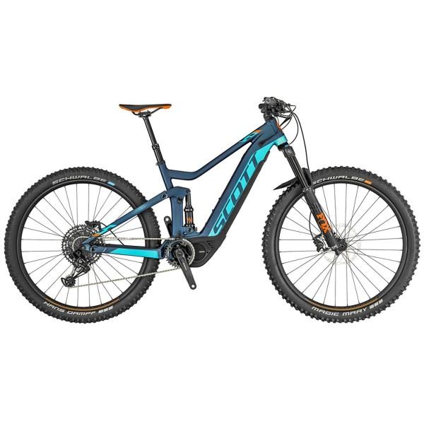 Bicicleta SCOTT Genius eRIDE 720