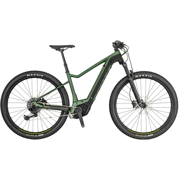 Bicicleta SCOTT Aspect eRIDE 10