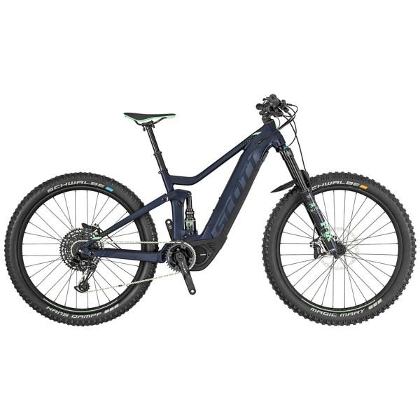 Bicicleta SCOTT Contessa Genius eRIDE 710