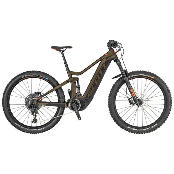 Bicicleta SCOTT Contessa Genius eRIDE 720