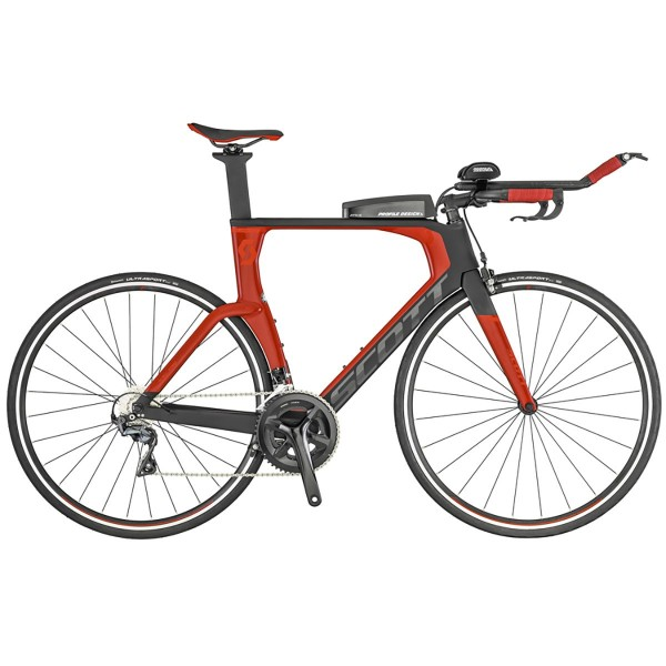 Bicicleta SCOTT Plasma 10