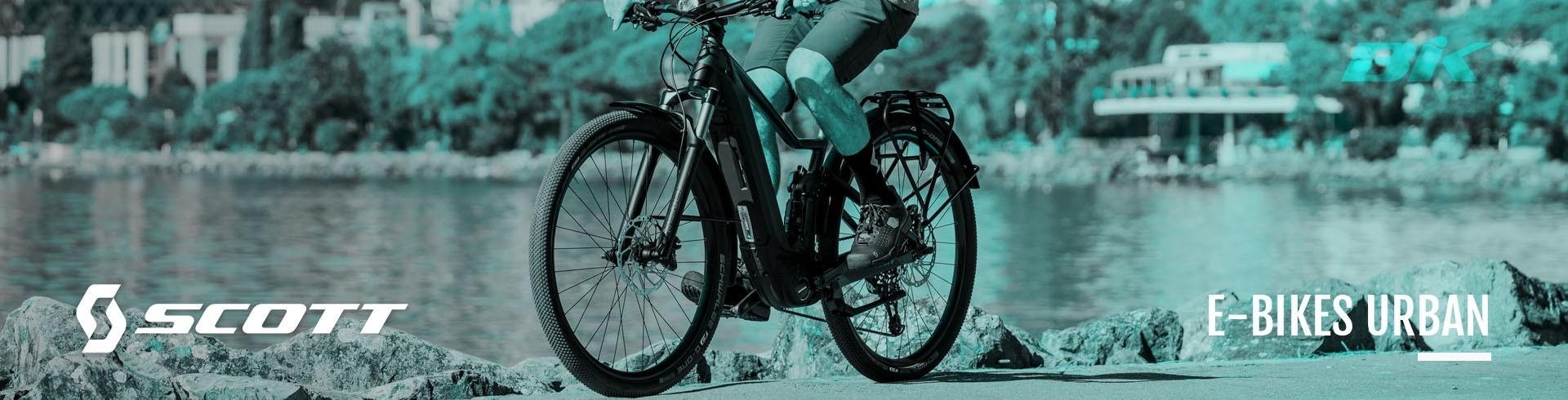 E-Bike Urbanas