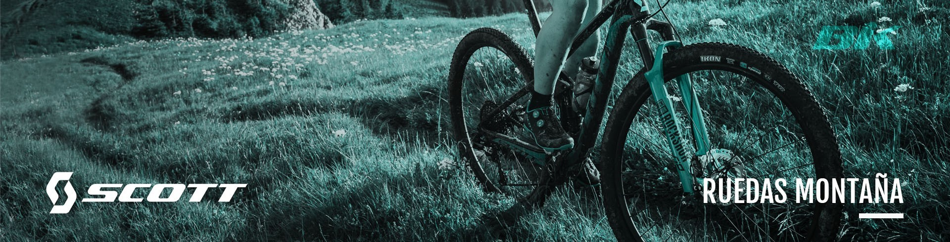 Wheels - mountain