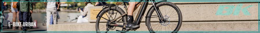 Bicicletas Eléctricas urbanas de Scott
